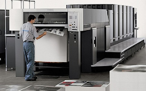 sheetfed printing equipment